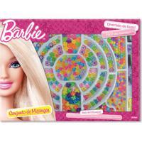 Boneca Barbie Rosa Fun Divirta-Se Cosmopolitan - Tricae
