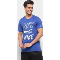 Camiseta Nike Dri-Fit Breathe Run Masculina - Masculino
