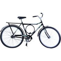 Bicicleta Aro 26 Masculina Barra Circular Freio - Unissex