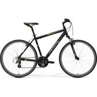 Bicicleta Merida Crossway 15-V, Aro 700, Quadro Alumínio, Shimano Altus, 24 Velocidades - Unissex