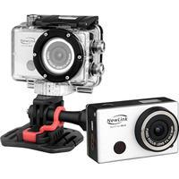 Câmera De Ação Filmadora Newlink Fs101 1080P Full Hd - Prata