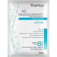 Pó Descolorante Yamá Active 20G