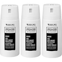 Kit Desodorante Antitranspirante Axe Urban Anti-Manchas Aerosol 152Ml 3 Unidades - Unissex-Incolor