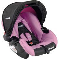 Bebê Conforto Cosycot Para Cross Preto E Rosa Lenox Kiddo