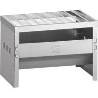 Churrasqueira Edanca Grill Inox Compacta 28,5X39,5Cm