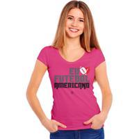 Camiseta Six Points Futebol Americano - Feminino