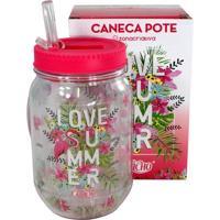 Caneca Pote Love Summer