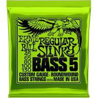 Encordoamento Para Baixo Ernie Ball Slinky Bass 2836 Regular