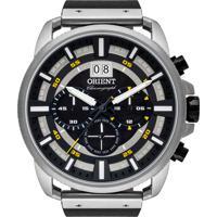 Relógio Orient Masculino Chronograph Mbscc054P1Px