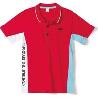 Camisa Polo Tigor T. Tigre Infantil - 10208476I Ve