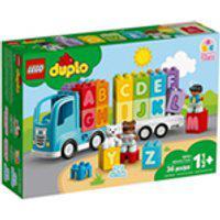 Lego Duplo Caminhao Do Alfabeto