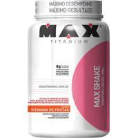 Max Shake - Vitamina De Frutas- 400G- Probioticaprobiotica