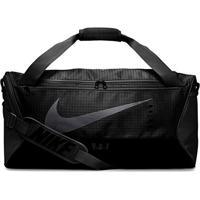 Mala Nike Brasília M Duff Mtrl 9.0 - Unissex-Preto