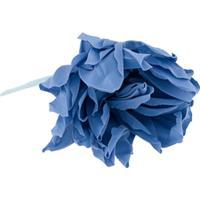 Erika Cavallini Broche Floral - Azul