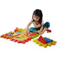 Cubo Tabuleiro De Atividades - Play Go