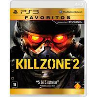 Jogo Killzone 2 - Favoritos - Para Playstation 3 (Ps3) - Sony