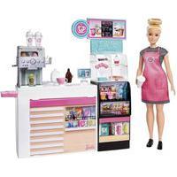 Barbie Cafeteria Da Barbie - Mattel