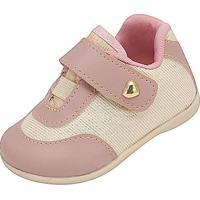 Tênis Baby Plis - Feminino-Bege+Rosa