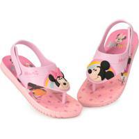 Sandália Infantil Grendene Disney Cute Fun Baby R