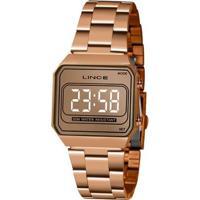 Relógio Lince Classico Mdr4644Lrxrx Feminino - Feminino-Dourado