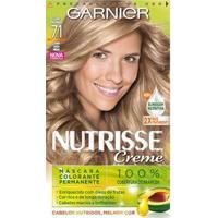 Tintura Garnier Nutrisse Jasmin - Louro Esplendido 71 - Unissex-Incolor