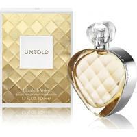 Untold Feminino De Elizabeth Arden Eau De Parfum 50 Ml