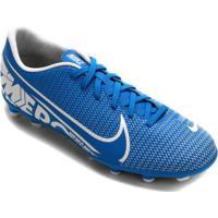 Chuteira Campo Nike Mercurial Infantil Jr Vapor 13 Club