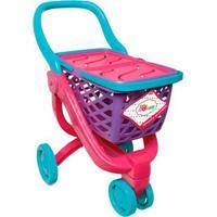 Acessórios De Boneca - Carrinho De Compras - Little Mommy - Fun