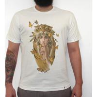 Miss Tigress - Camiseta Clássica Masculina