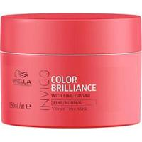 Máscara Wella Professionnals Invigo Color Brilliance 150Ml - Feminino-Incolor