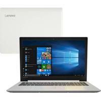 "Notebook Lenovo Ideapad 330 Tela De 15.6"" Intel Core I5 4Gb 1Tb Branc"