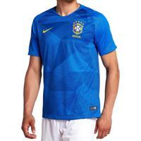 Camisa Masculina Nike Brasil Ii 2019/20 Torcedor