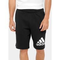 Bermuda Adidas Knit Ft Masculino - Masculino