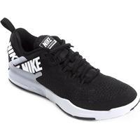 Tênis Nike Zoom Domination Tr 2 Masculino - Masculino-Preto+Cinza