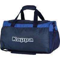 Mala Kappa Gym Lineman 17 - Azul Escuro