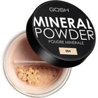 Pó Facial Gosh Copenhagen - Mineral Powder Natural - Feminino-Incolor