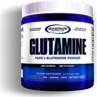Glutamine 300 G - Gaspari Nutrition - Unissex