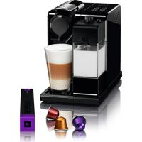 Máquina De Café Nespresso Lattissima Touch: Interface Touch; Prepara Cappuccino/Latte Macchiato; Recipiente De Leite Removível Com Enxágue Automático