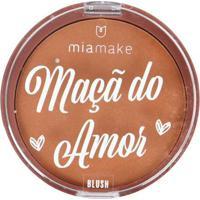 Blush Maça Do Amor Mia Make Cor 2 Multicores