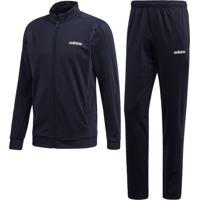 Agasalho Adidas Mts Basics Azul - Azul - Masculino - Dafiti