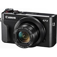 Câmera Compacta Avançada Canon Powershot G7X Mark Ii 20 Megapixels Wifi Nfc