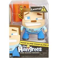 Boneco The Hangrees Poop Slime Cacacrafit - Candide