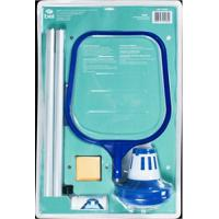 Kit Limpeza Bel Fix Bel Life 5 Em 1 Rede+Termômetro+Teste Ph+Flutuador+Kit Limpeza - Unissex
