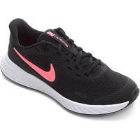 Tênis Infantil Nike Revolution 5 - Unissex-Marinho