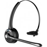 Headset Wireless Pro Mbh15 Mpow - Preto E Prata