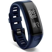 Monitor Cardíaco Garmin Vivosmart Hr Regular Azul