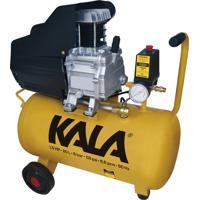 Compressor De Ar Kala 863181 Monofásico 1.5Hp 20 Litros 8 Bar 220V