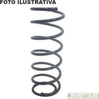 Mola De Suspensão - Aliperti - Fiesta Hatch 1996 Até 2002 - Sedan 2001 Até 2004 - Dianteiro - Cada (Unidade) - Al-088
