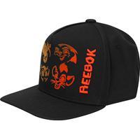 Boné Reebok Inf Dis Lion Guard Infantil - Masculino-Preto