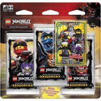 Jogo De Cartas - Blister Triplo - Lego Ninjago - Masters Of Spinjitzu - Filhos De Garmadon - Copag